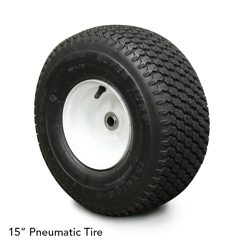 Tire - 15 in Pneumatic