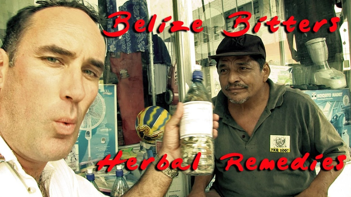 Belize Bitters - Natural Herbal Remedy - Belize City