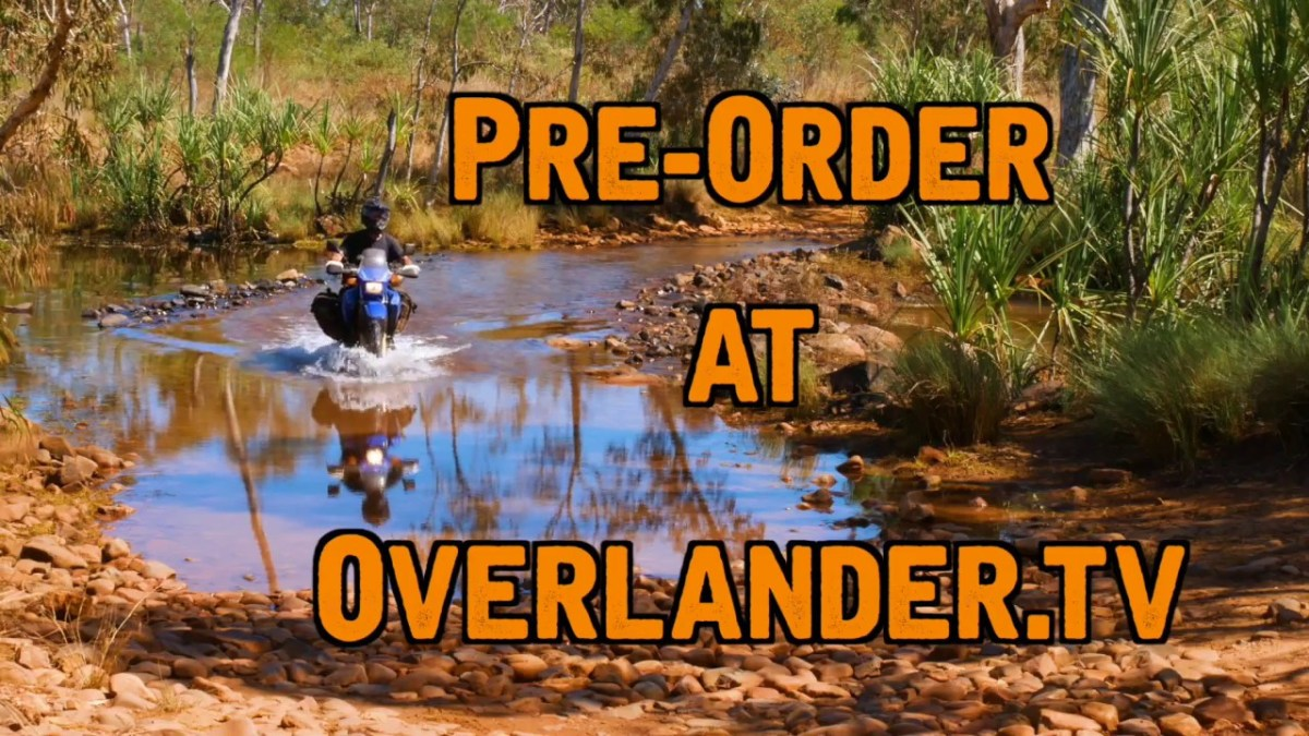 Pre-order our latest Feature Film - An Australian Motorcycle Adventure