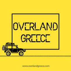 Overland Greece Official Logo