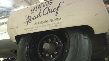 Bowlus Road Chief Fender