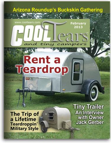 Online Magazine for Teardrop Campers