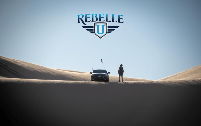 Rebelle Rally 2021 Training