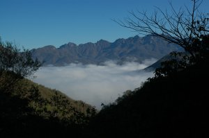 Fog over Chinipas