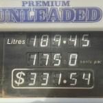 Fuel Pump, Birdsville