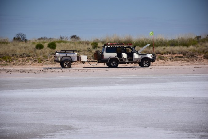Tank and toot Lake D