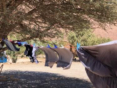 Windy laundry