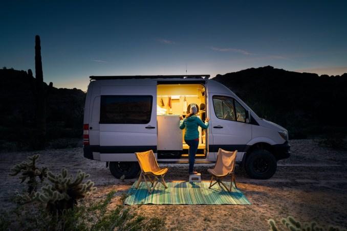 Van Life Night