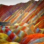 8 Striking Photos of China's Rainbow Mountains