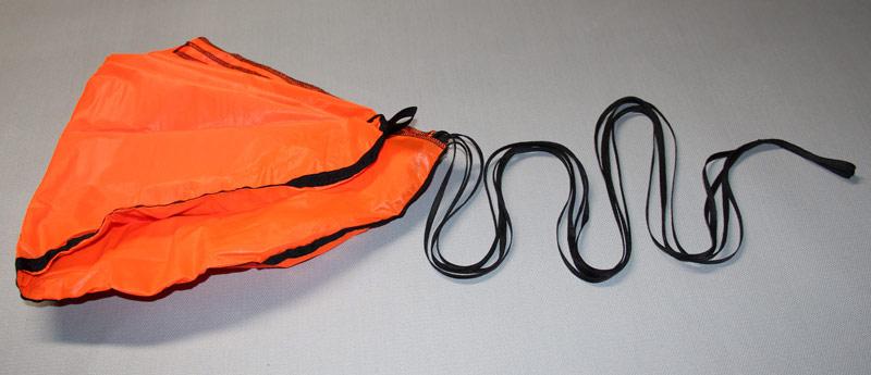High Altitude Balloon Parachute