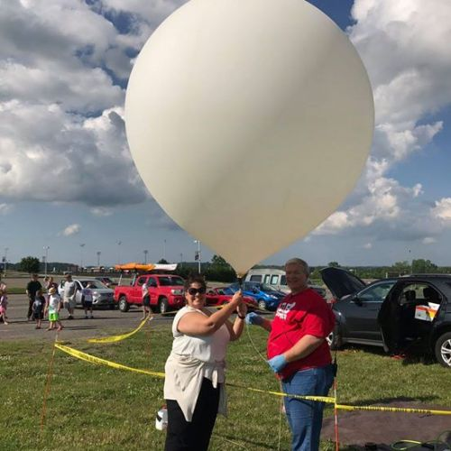 Weather Balloon Flight Supplies