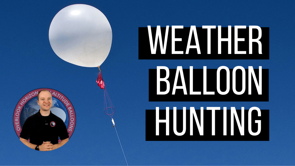 Tracking Weather Balloons from the US National Weather Service (NWS)