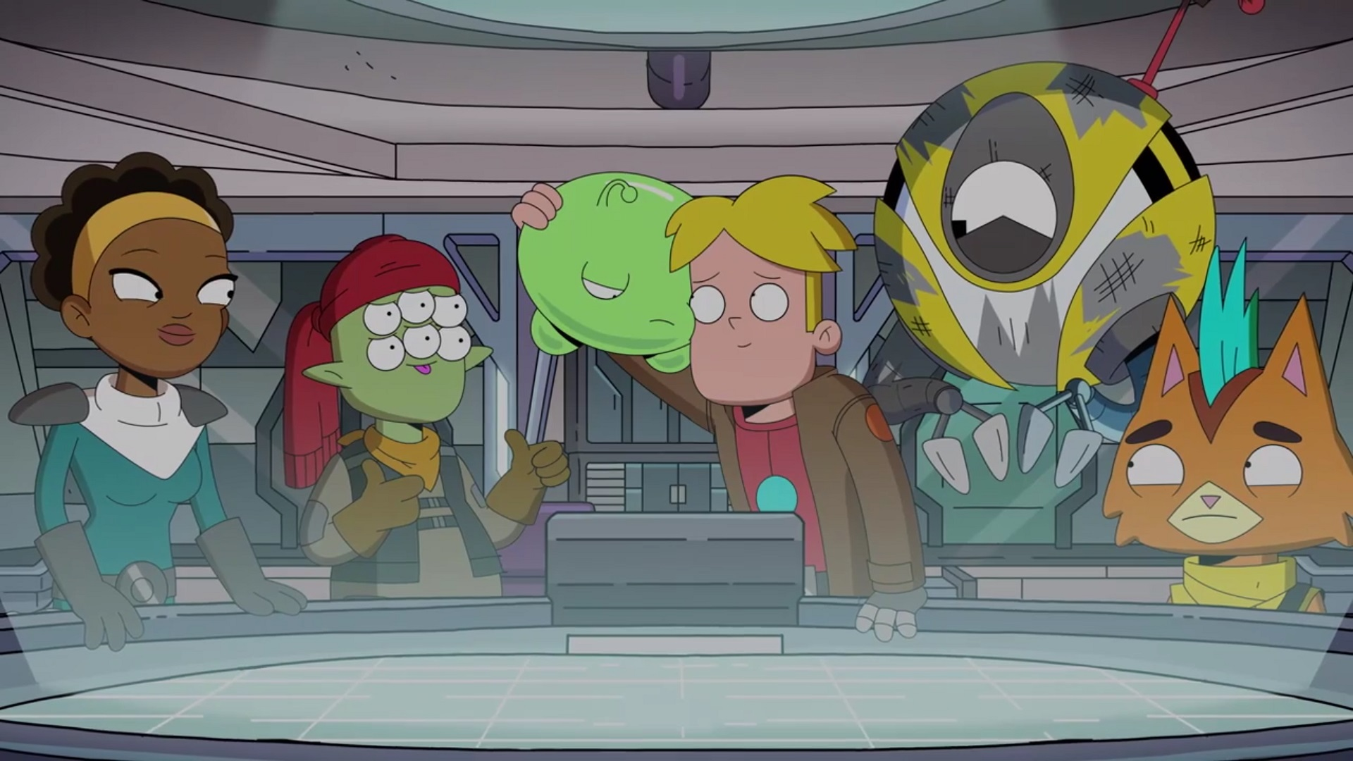 Image result for final space chapter 10