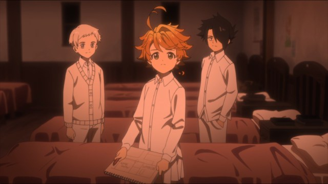 Image result for promised neverland anime