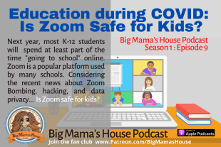 FANS ONLY Season 1: Episode 9 Education during COVID: Is Zoom Safe for Kids and Schools?