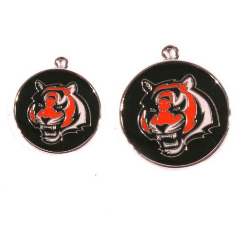 Cincinnati Bengals pet tag