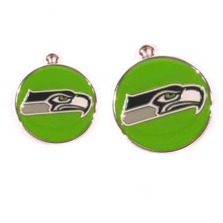 Seattle Seahawks pet tags