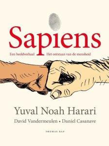 Sapiens - Een beeldverhaal