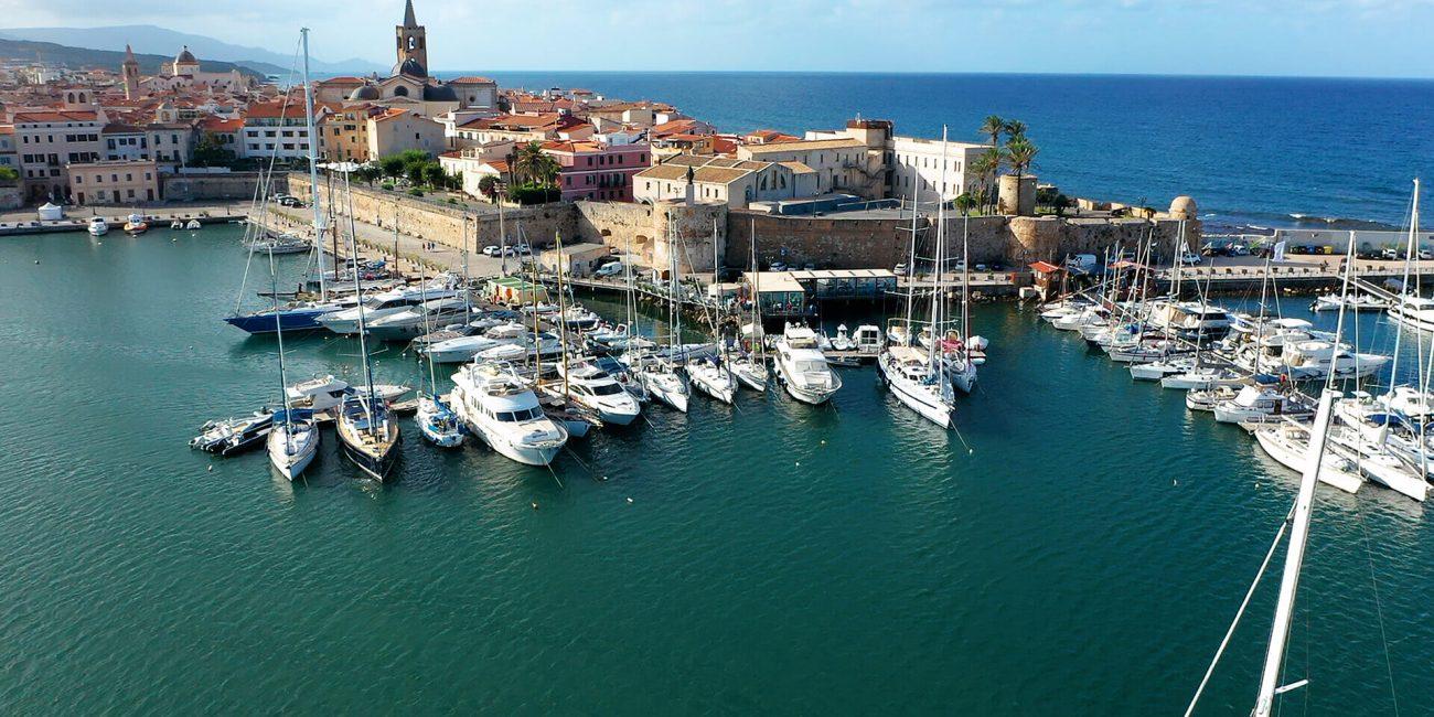 Marina di Alghero Sardegna