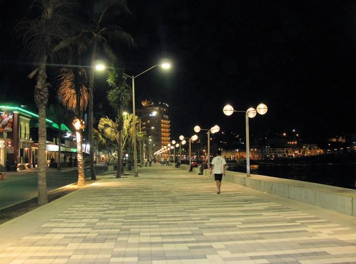 The worlds longest boardwalk