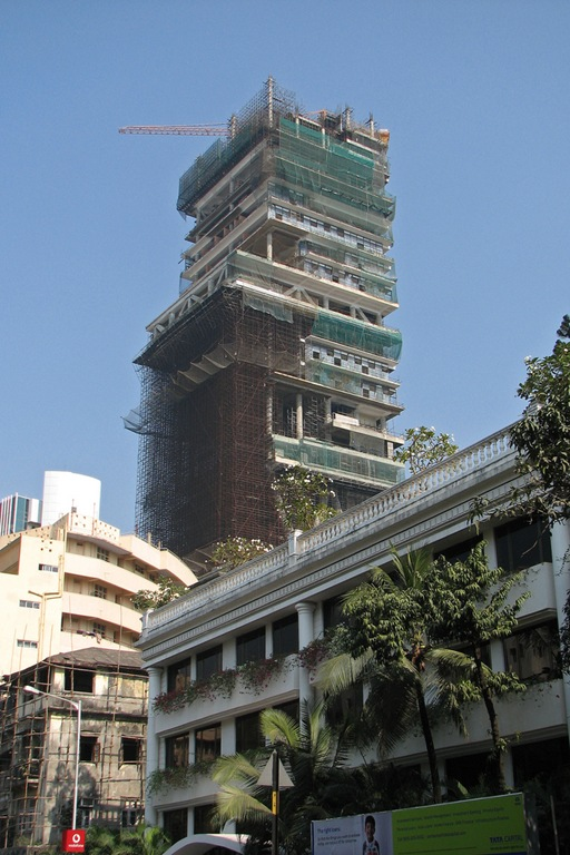 1 billion antilia mumbai the worlds most expensive for Billionaire homes in usa