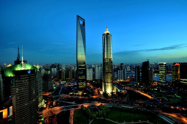 Shanghai World Financial Centre, Shanghai, China - 5th Tallest Building in the World