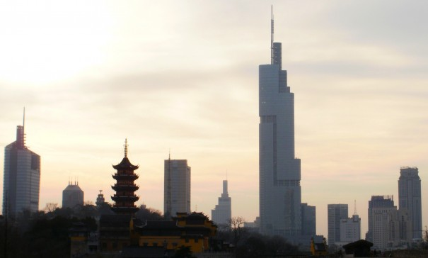 Zifeng Tower, Nanjing, China - 8th Tallest Building in the World