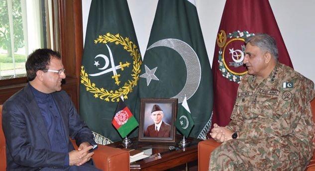Afghan envoy discuss border management