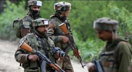 indian soldier died in kashmir