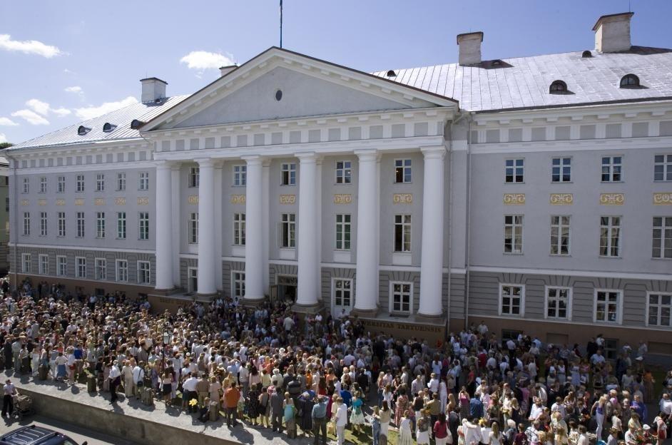 University of Tartu Estonia