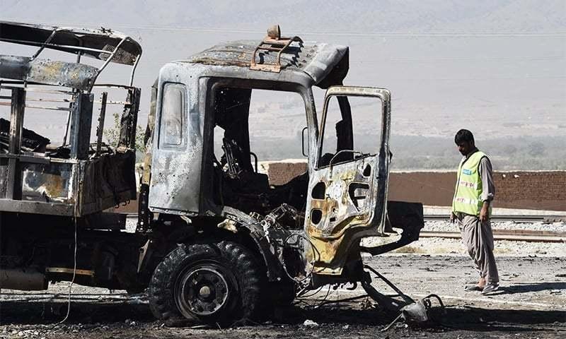 Blast in Quetta