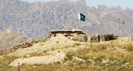 Firing on Pak Army from Afghanistan