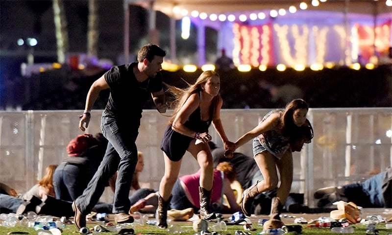 Las Vegas Concert Shooting