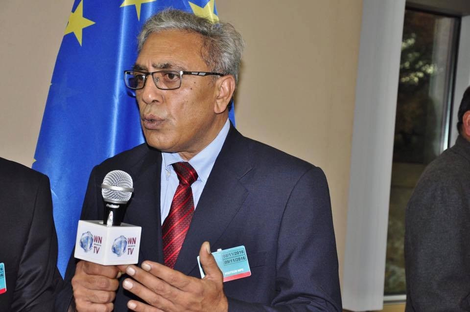 KC-EU praises EU's parliament fresh document on Kashmir