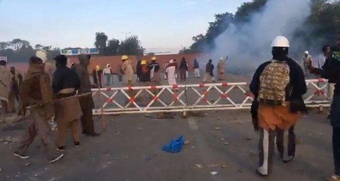 Faizabad Operation