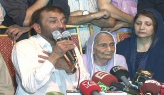 Farooq Sattar withdraws the decision to leave politics