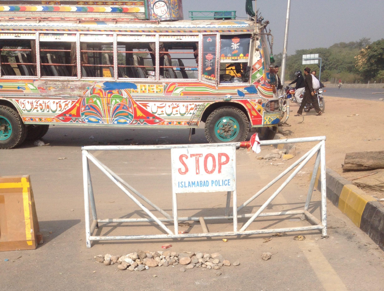 Islamabad Highway Blocked | Faizabad Interchange | Islamabad Expressway Situation | Dharna at Faizabad