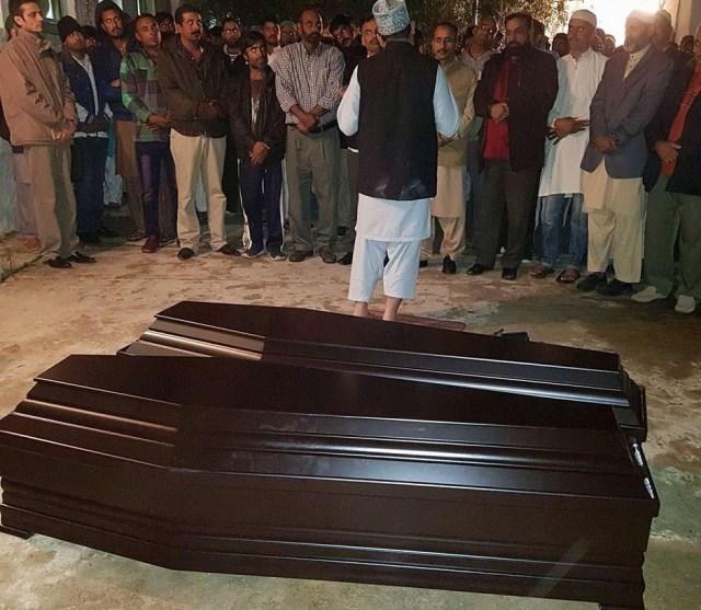 Saifullah Died in Greece
