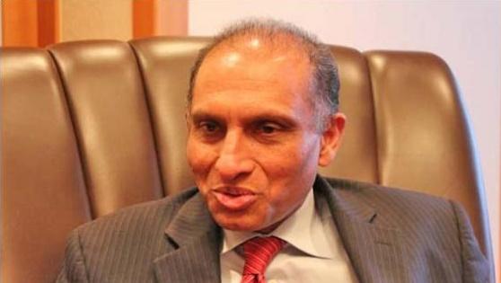 Pakistan Ambassador to United States Aizaz Chaudhary