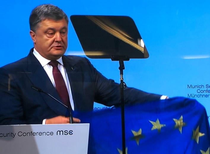 President of Ukraine H.E Petro Poroshenko speech at Munich Security Conference
