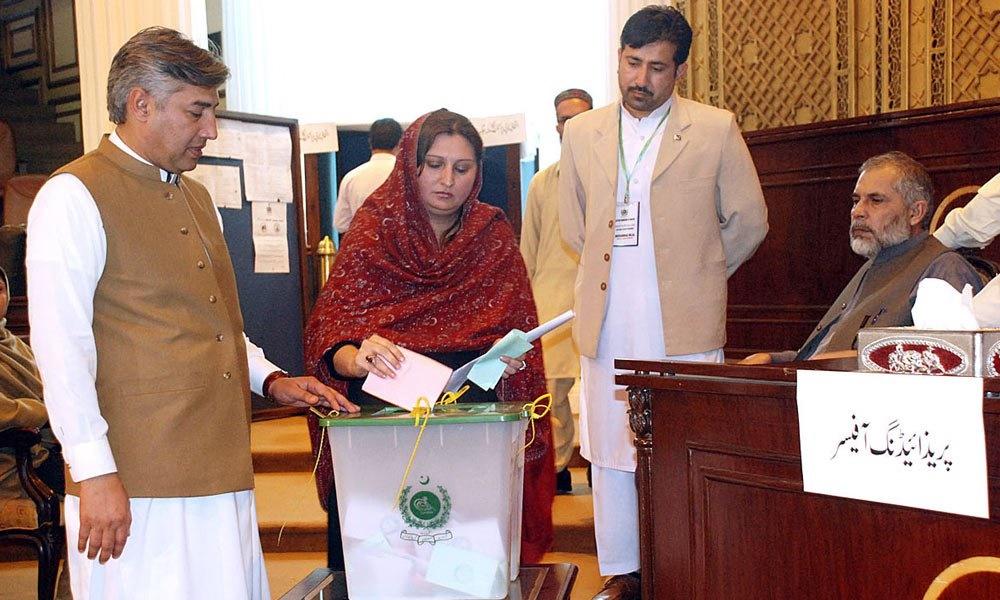 PTI in Senate Elections 2018