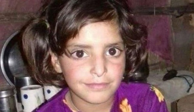 8 years old kashmiri girl asifa
