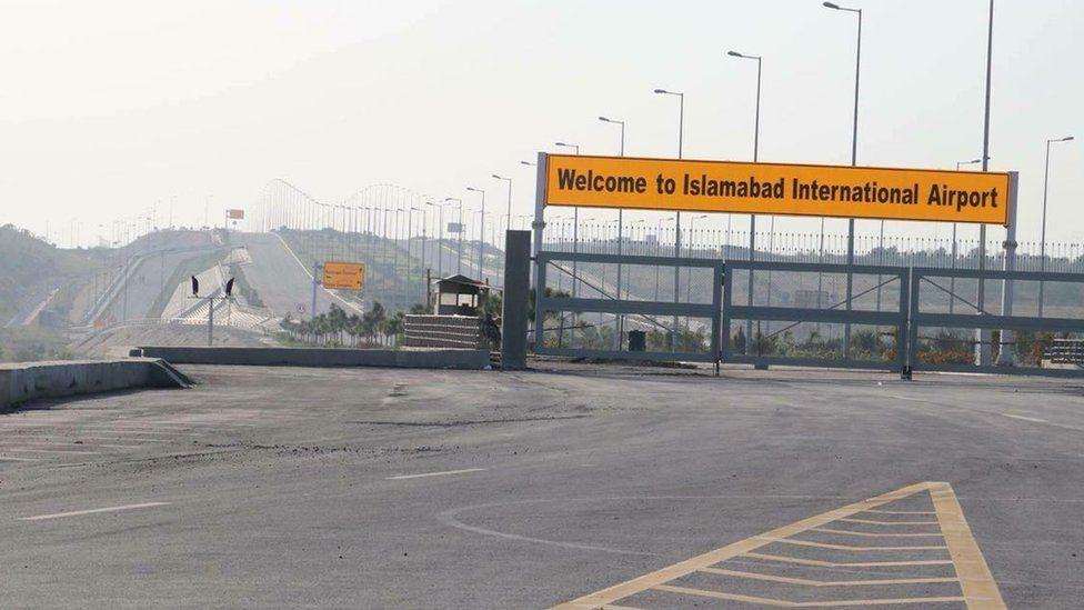 New Islamabad Airport