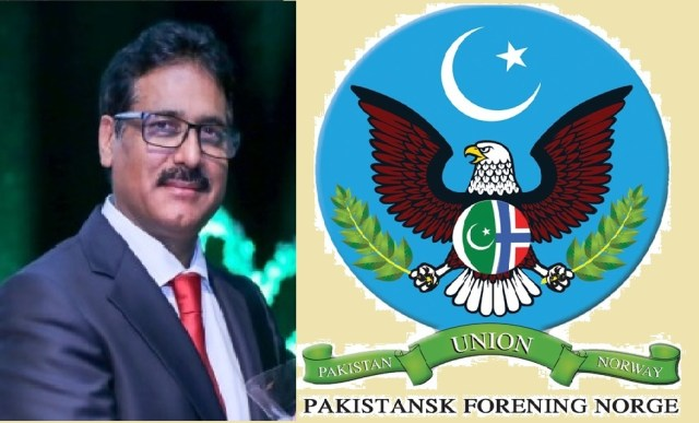 Ch Qamar Iqbal Pakistan Union Norway