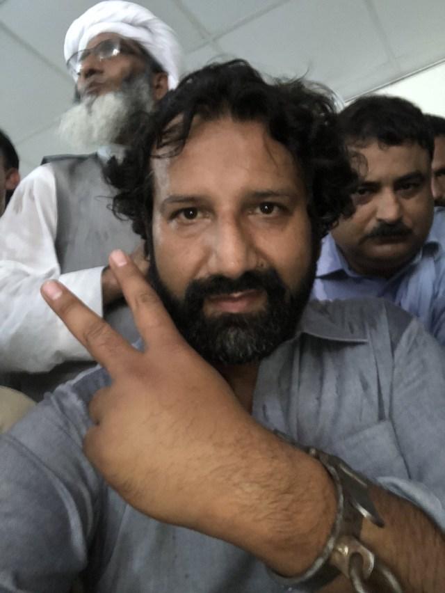 Kadafi Zaman Released from Jail