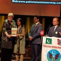 A leading Norwegian Pakistani organisation celebrates Pakistan's Independence in Norway: Norwegian Culture Minister, High Sheriff Manchester, Queen Counsel and other participate
