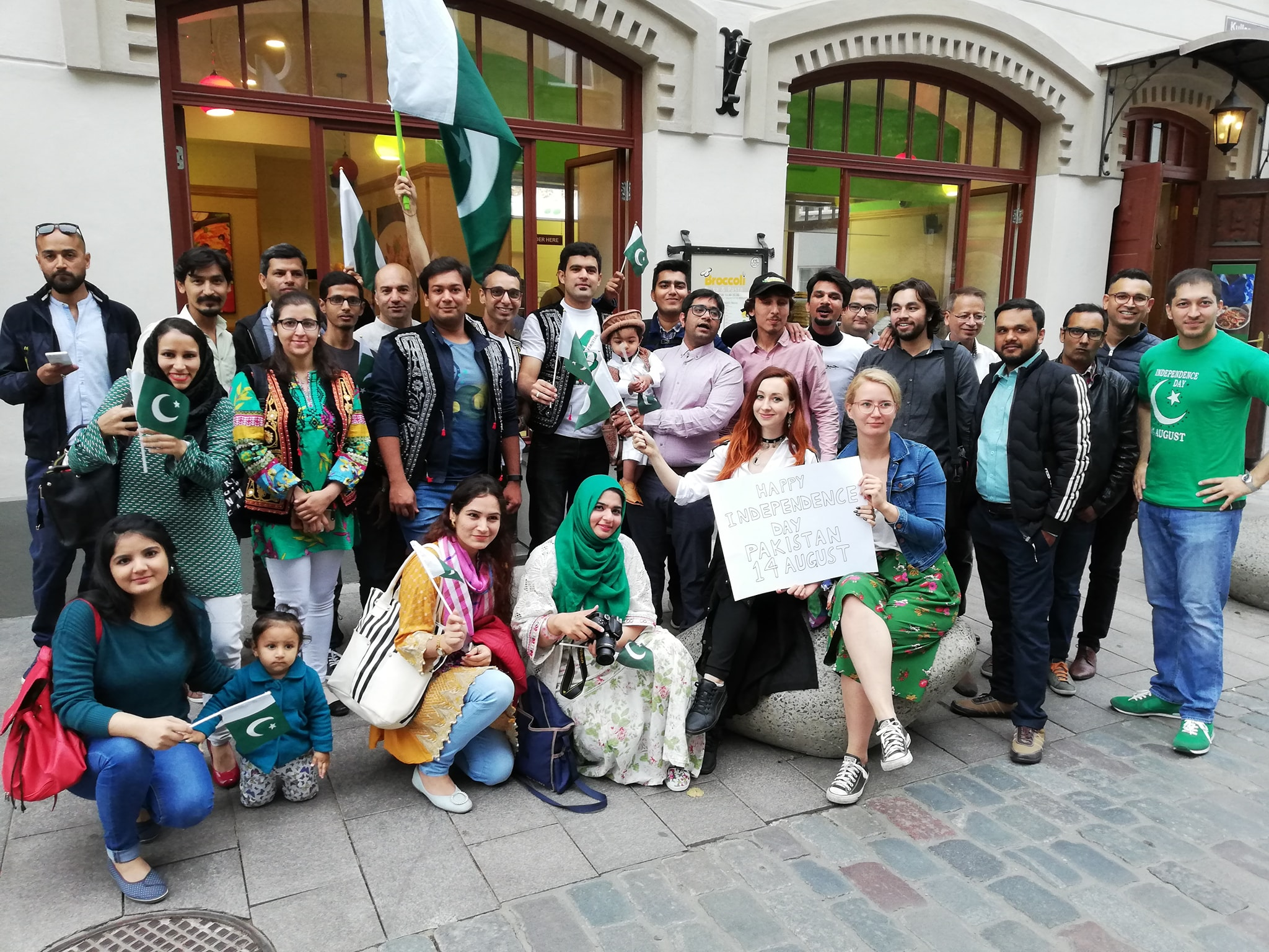 Pakistan Independence Day Celebrations in Estonia