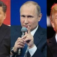 آمرانہ نظریہ ---- چین ، روس کا نظام حکومت -