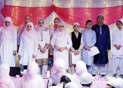 جامعہ اسلامیہ ستونر، ناروے میں بچوں اور خواتین کی محفل میلاد
