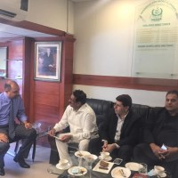 پاکستان یونین ناروے کے چیئرمین قمراقبال نے نادرا سے متعلق اوورسیزپاکستانیوں کے مسائل کو نادرا ہیڈکوارٹرز اسلام آباد پہنچا دیا